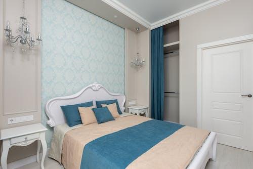 Gratis stockfoto met achtergrond, appartement, bed