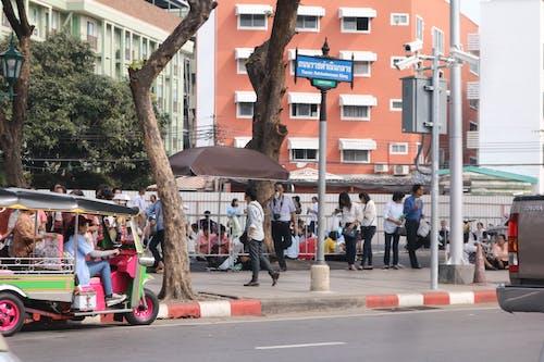 Free stock photo of Bangkok, city, people