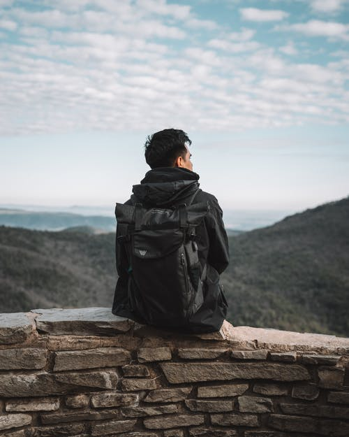 Free stock photo of adult, adventure, alone