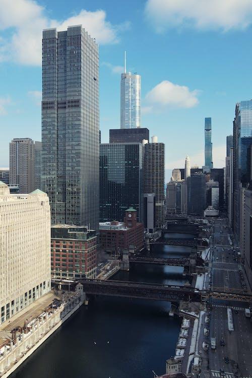 Fotobanka sbezplatnými fotkami na tému architektúra, budova, centrum mesta