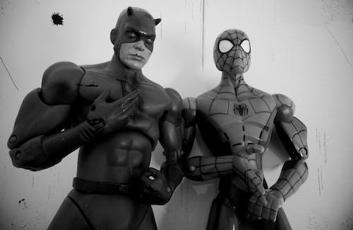 Free stock photo of Diabolico, Historietas, hombre araña