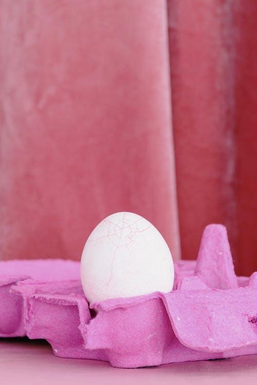 Fotos de stock gratuitas de agrietado, bandeja de huevos, huevo