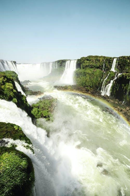 Gratis stockfoto met cascade, h2o, lockscreen achtergrond, milieu