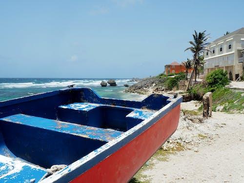 Gratis lagerfoto af båd, getaway, jord, rustik
