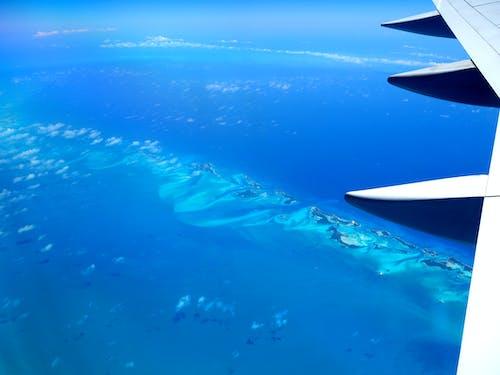 Gratis lagerfoto af Caribien, ferie, flyve, øer