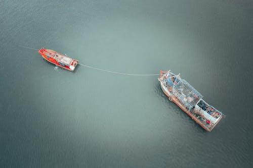 Immagine gratuita di acqua, adulto, barca