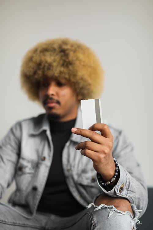 Gratis stockfoto met afro, afro amerikaan, afro kapsel