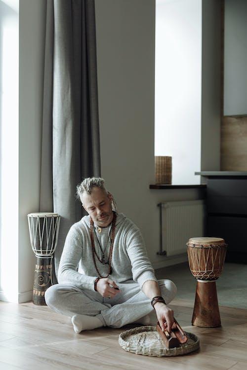 Darmowe zdjęcie z galerii z buddyzm, djembe, duchowe uzdrowienie