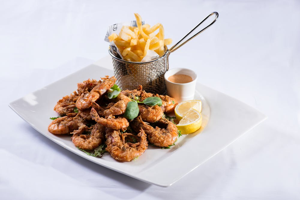 Seafood Restaurant for Sale! Revenue tracking to 100k increase!