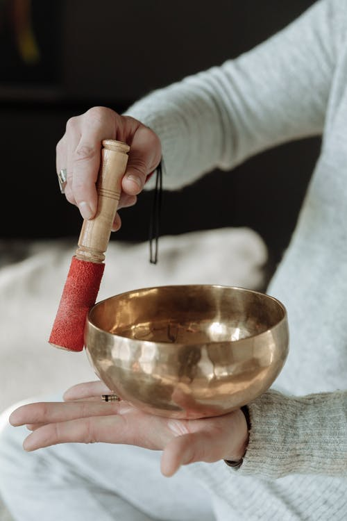 Free stock photo of arts and crafts, bowl, brass