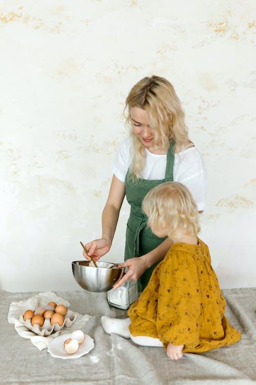 Ingyenes stockfotó anya, anya és gyermek, anyaság témában