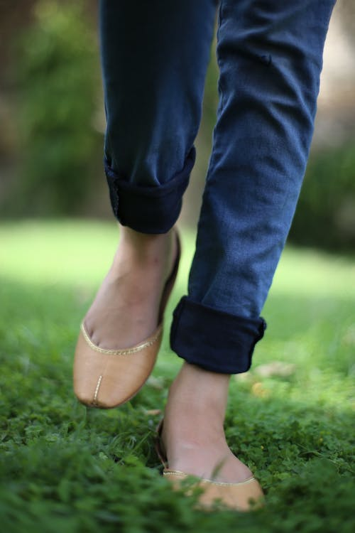 Free stock photo of fashion, jeans, nature