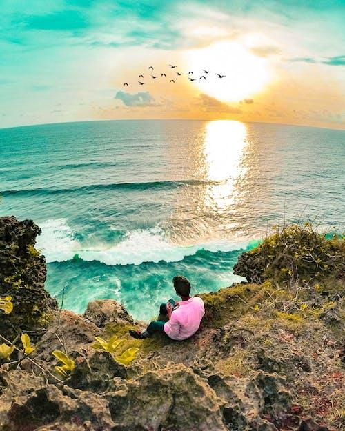 Бесплатное стоковое фото с indone, khairulleon, Бали, берег океана