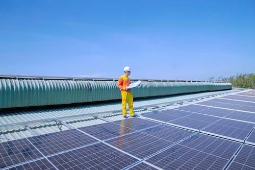 Fotos de stock gratuitas de electricista, energía alternativa, energia nueva