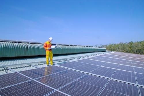 Fotos de stock gratuitas de energía, energía solar, paneles solares