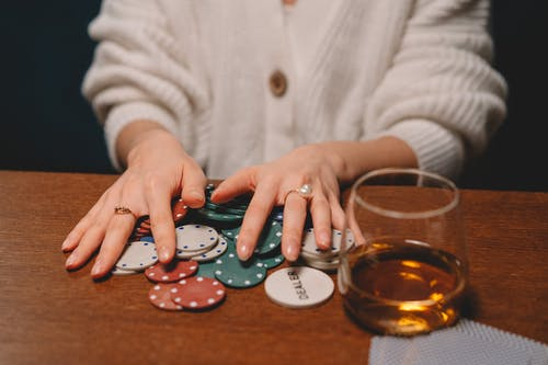 Free stock photo of addiction, adult, cards