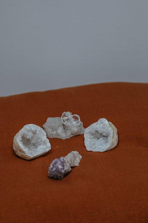 Kostnadsfri bild av brun, geode, kristallin