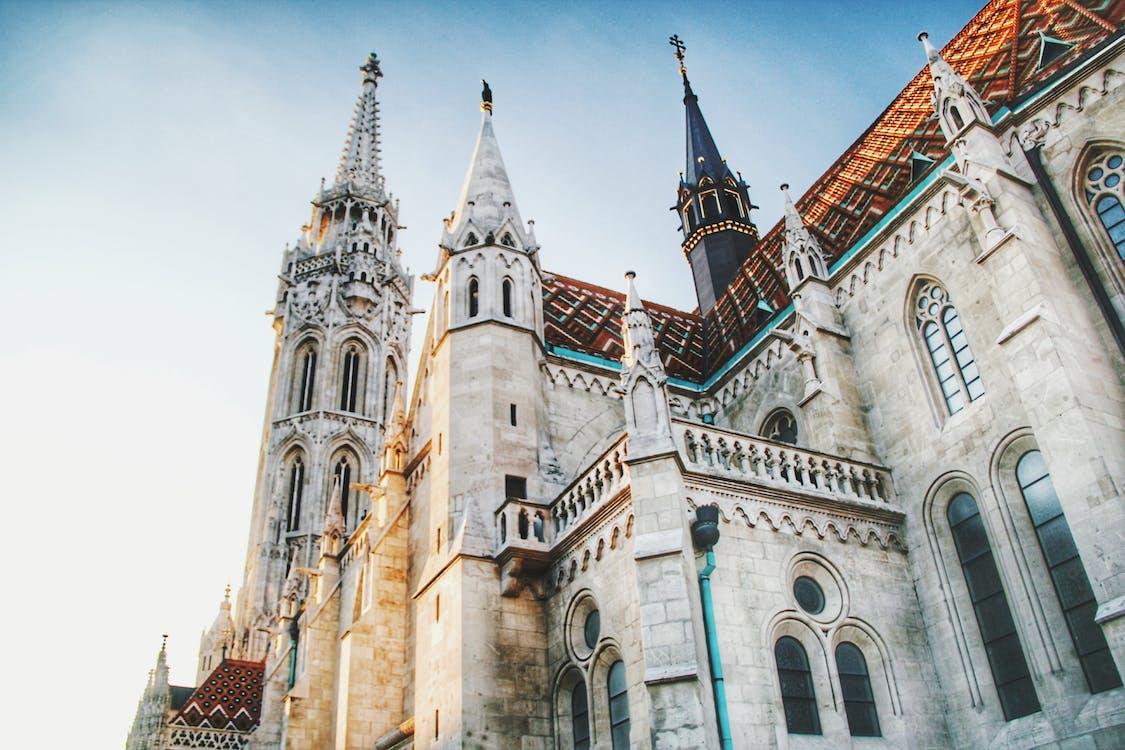 architektura, Budapešť, budova