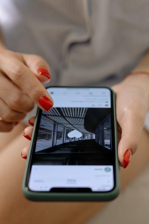Gratis stockfoto met beeld, communicatie, instagram