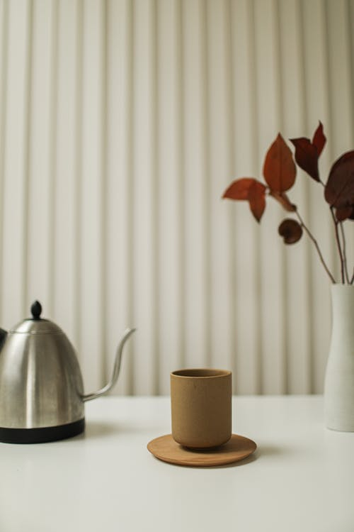 Free stock photo of blur, breakfast, ceramic cup