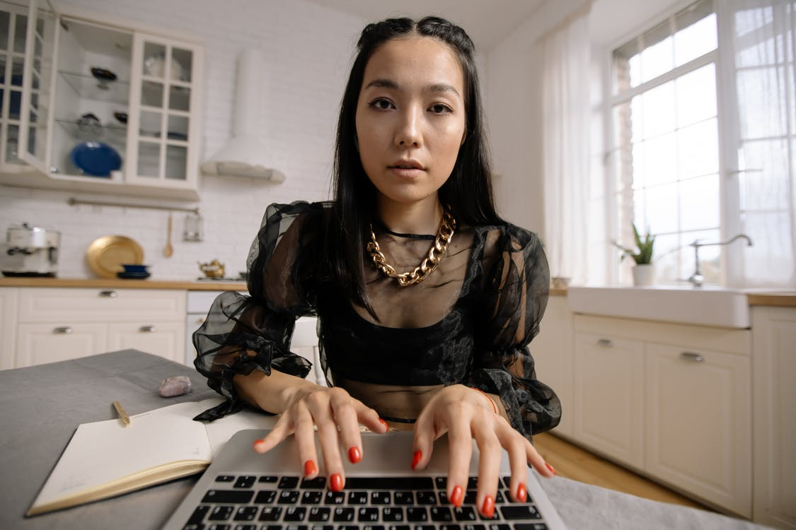 Free stock photo of adult, asian female, business
