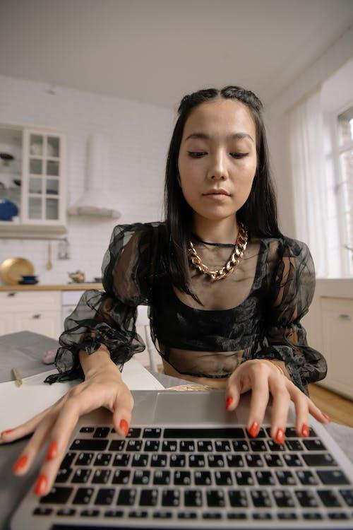 Photos gratuites de Asiatique, dispositif, écrire