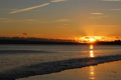 dar, 一縷陽光, 伯恩茅斯, 傍晚的太陽 的 免费素材照片