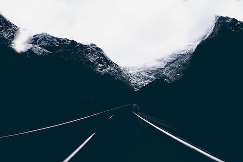 Immagine gratuita di alto, cielo, freddo, ghiaccio