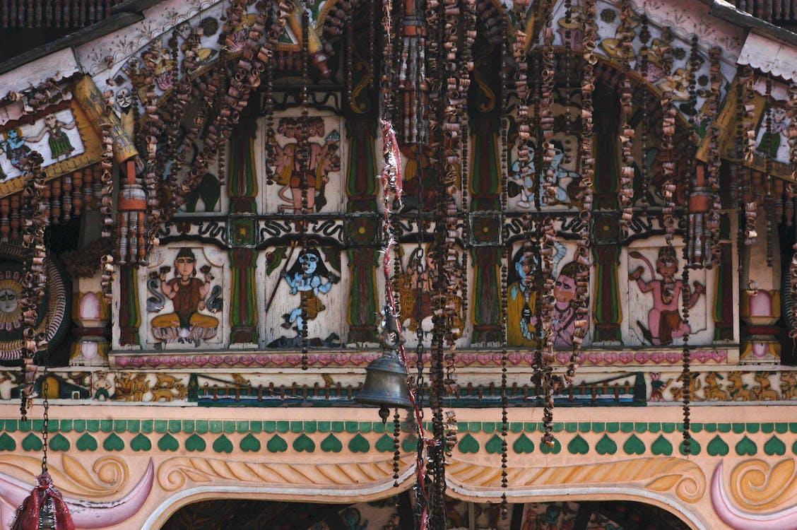 アート, インド, カルチャー