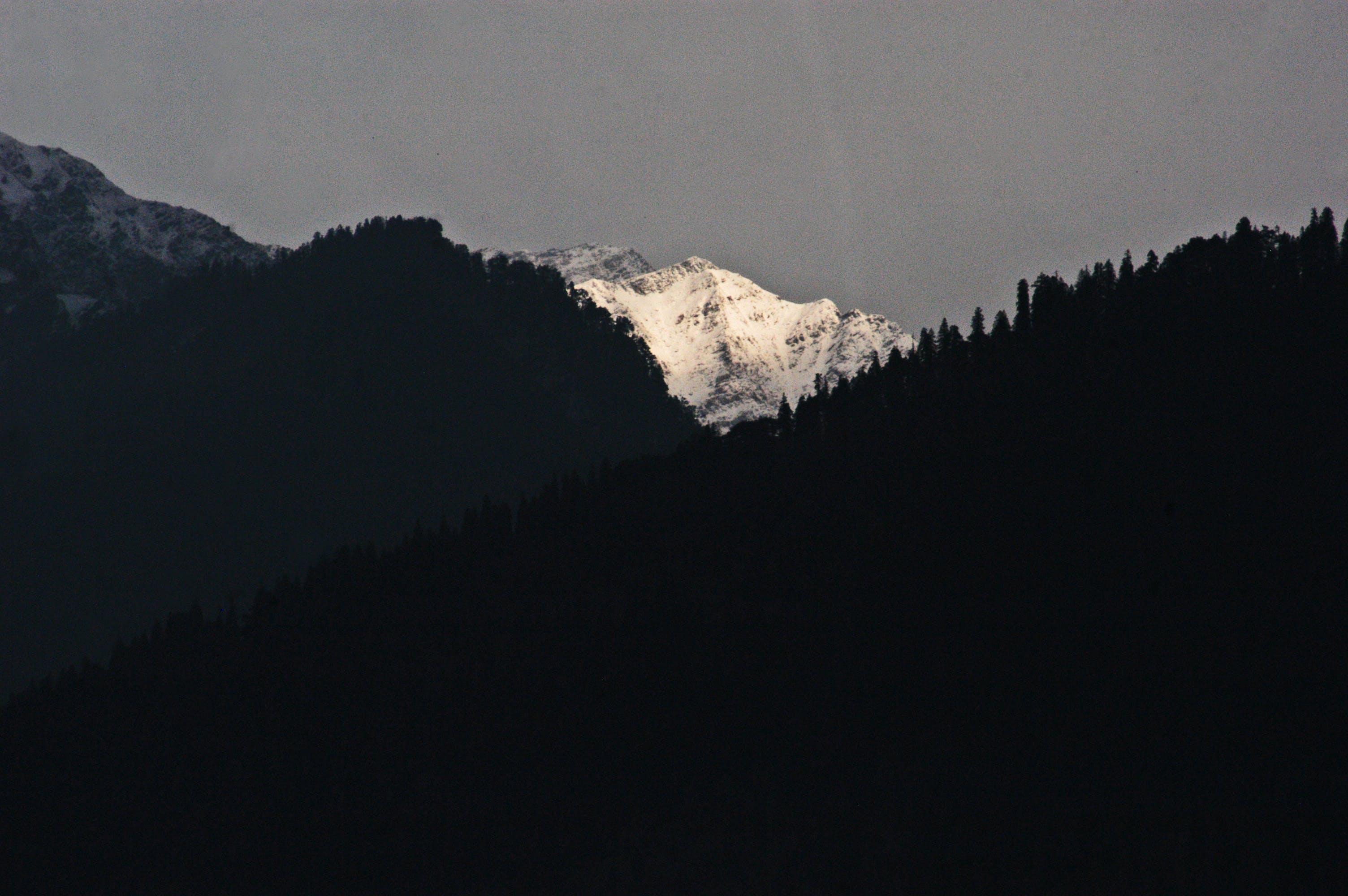 Free stock photo of Himalayan Hamlet, himalayas, india, landscape photography
