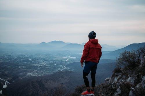 Free stock photo of landscape, mountain hiking, mountain summit