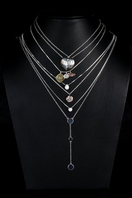 Free stock photo of bw photography, gift, jewellery