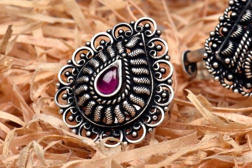 Free stock photo of bridal jewelry, creative photography, jewellery