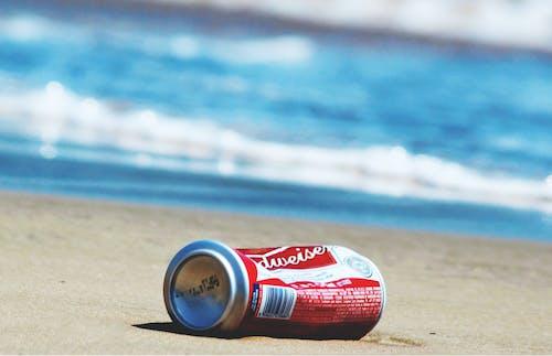 Foto d'estoc gratuïta de aigua, ampolla, beguda, blau