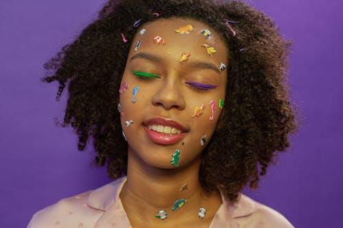Fotos de stock gratuitas de afro, agradable, alegre