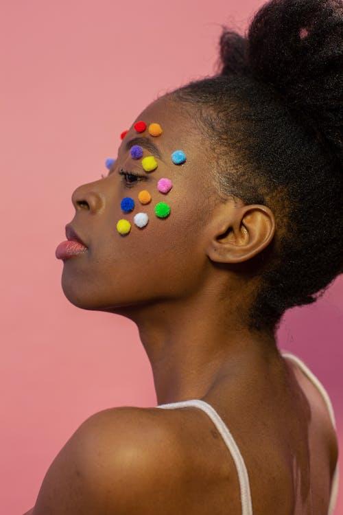 Foto d'estoc gratuïta de afro, aparença, assegurat
