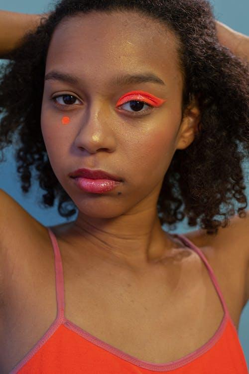 Fotos de stock gratuitas de adolescente, afro, apariencia
