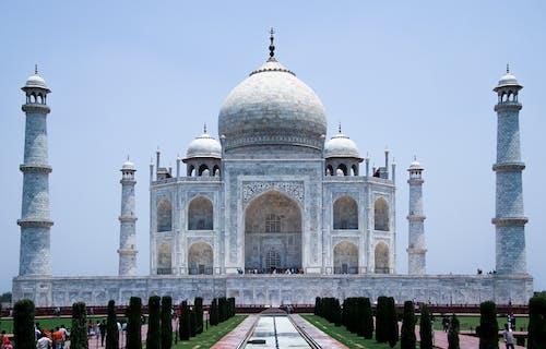 Immagine gratuita di agra, architettura islamica, attrazione turistica