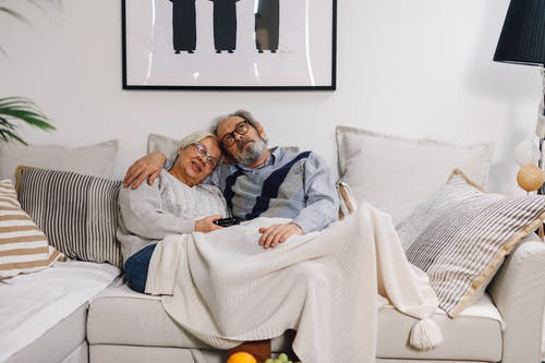 Free stock photo of chill, cute, elderly couple