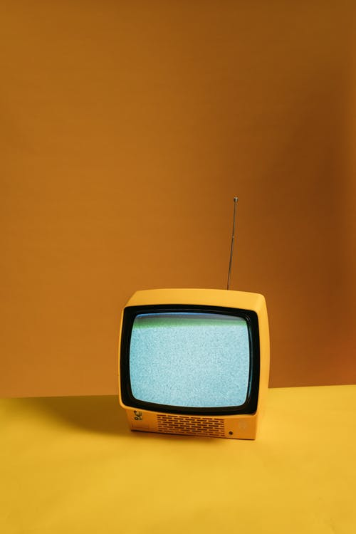Classic Yellow Tv