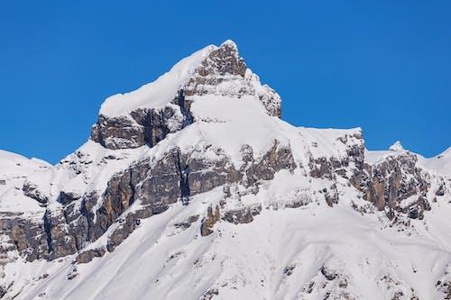 Gratis stockfoto met Alpen, berg, bergtop, besneeuwd