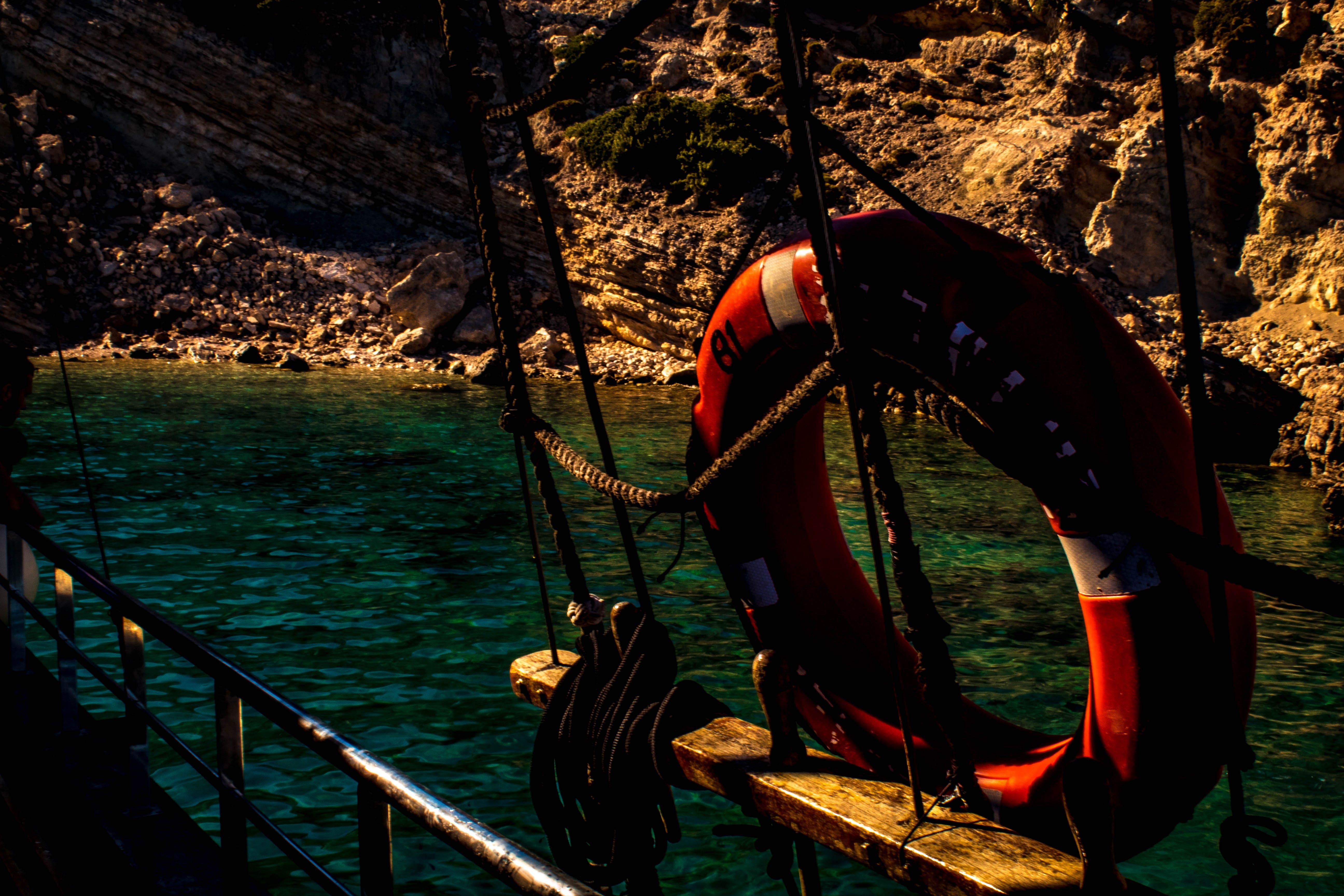 Free stock photo of boat, greece, kos, mountain
