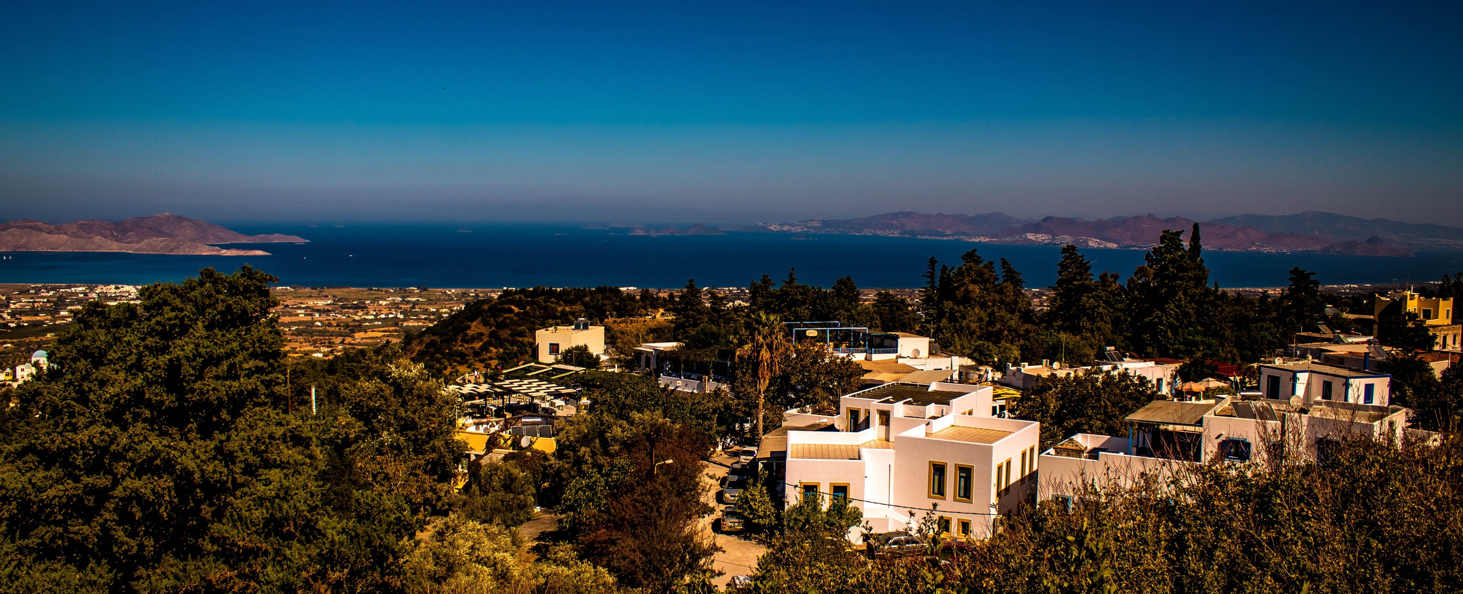 Free stock photo of sea, landscape, outside, greece