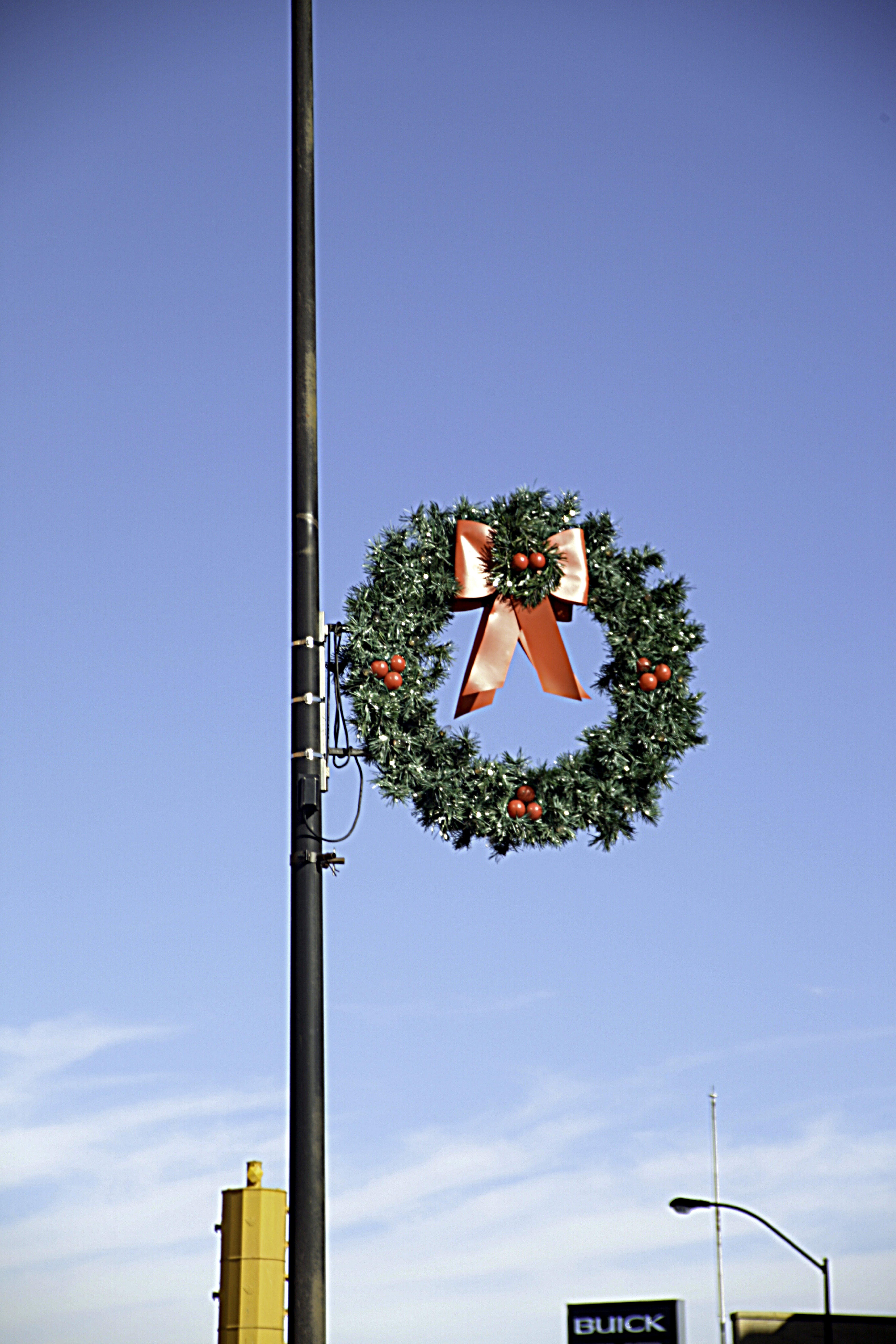 Free stock photo of christmas decoration, wreath