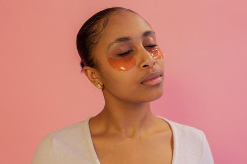 Gratis stockfoto met Afro-Amerikaanse vrouw, anti-veroudering, behandeling