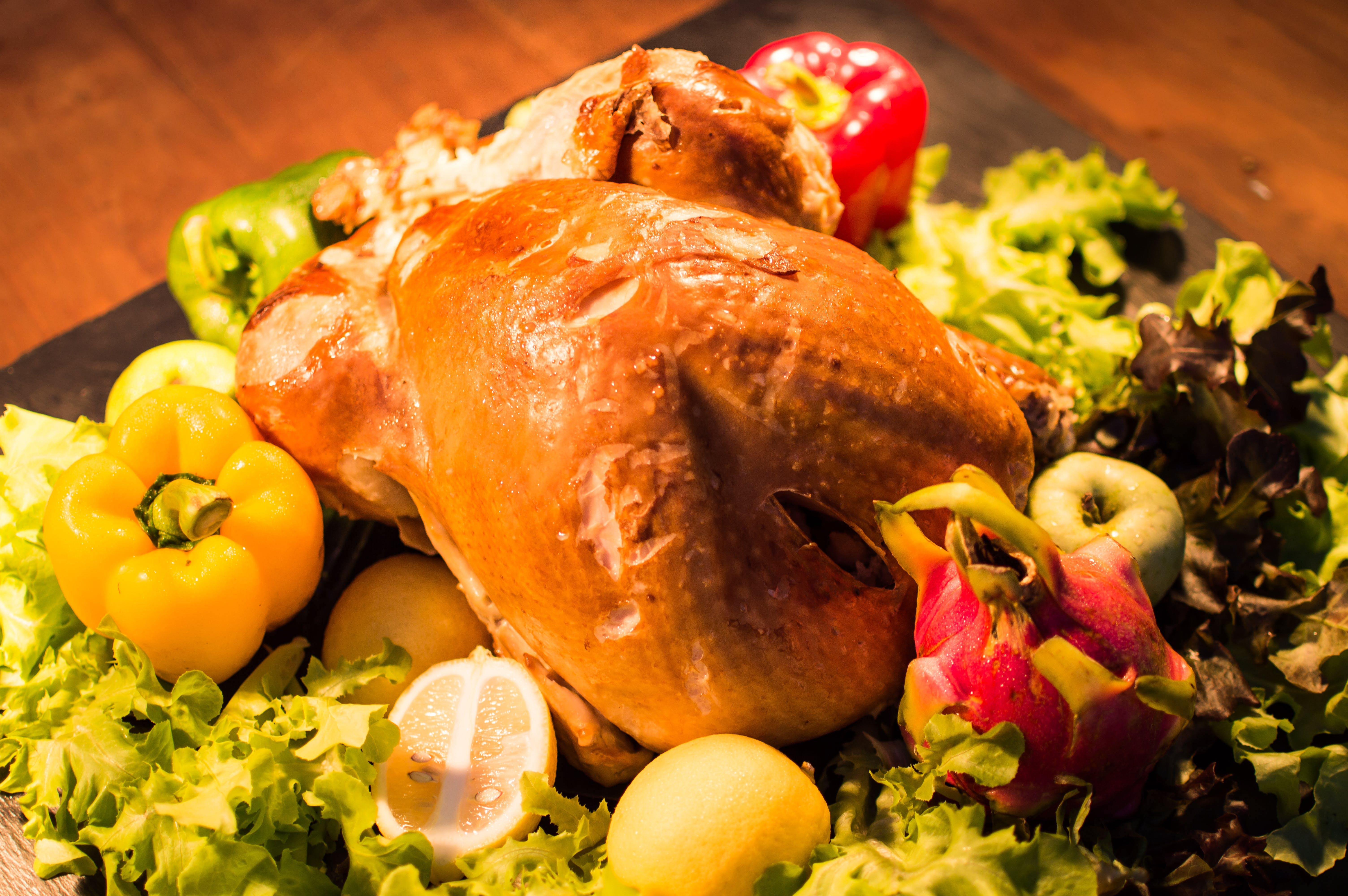 Darmowe zdjęcie z galerii z epikurejski, jedzenie, kuchnia, kurczak