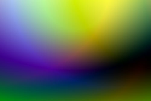 Purple Yellow and Green Color Gradient
