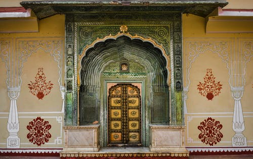 Foto stok gratis #gate #india #green #drawing #design #architectur., #jaipur #wallpaper #nikon #historic #sexy