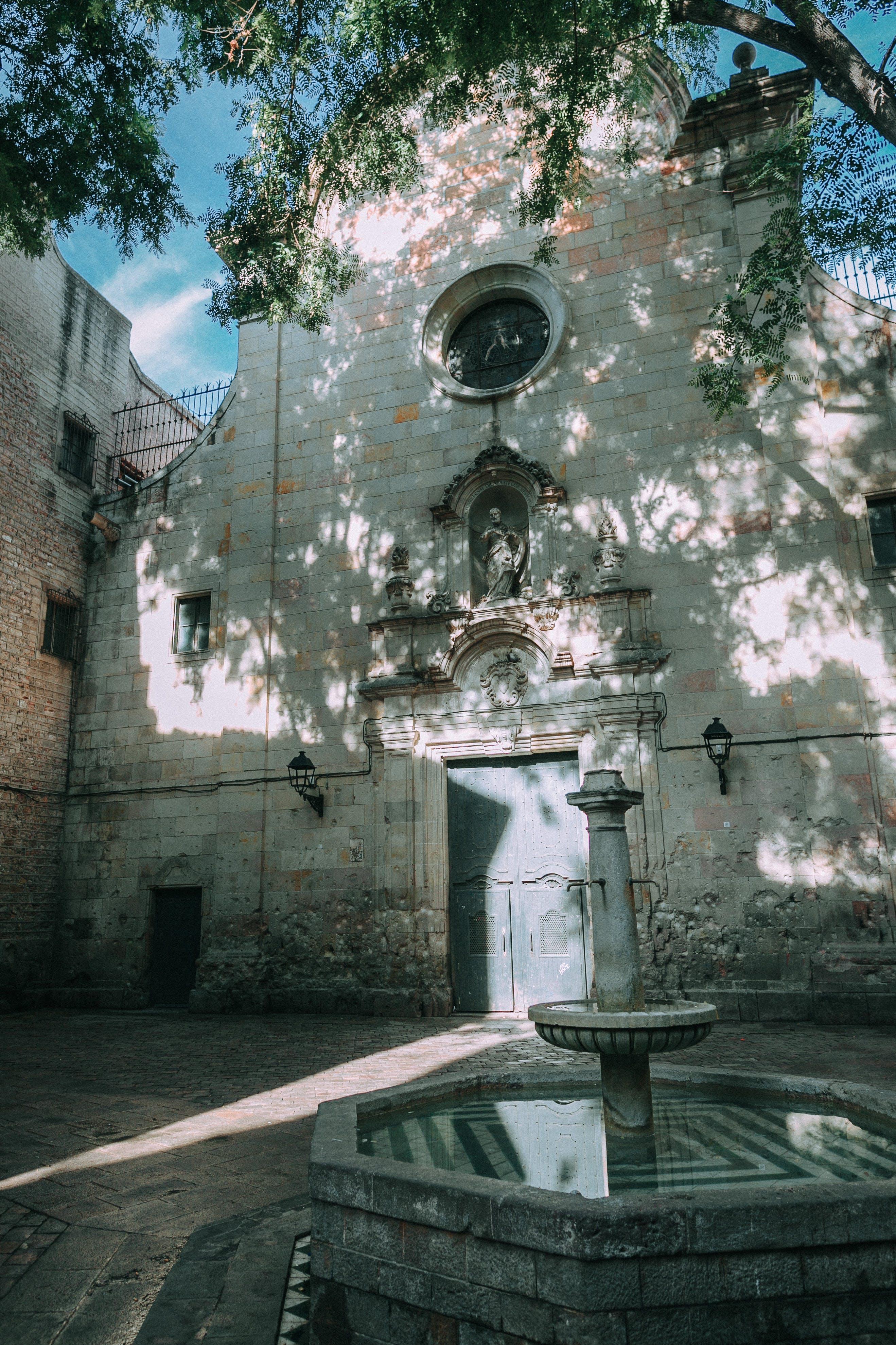 Imagine de stoc gratuită din abandonat, antic, apă, arbore