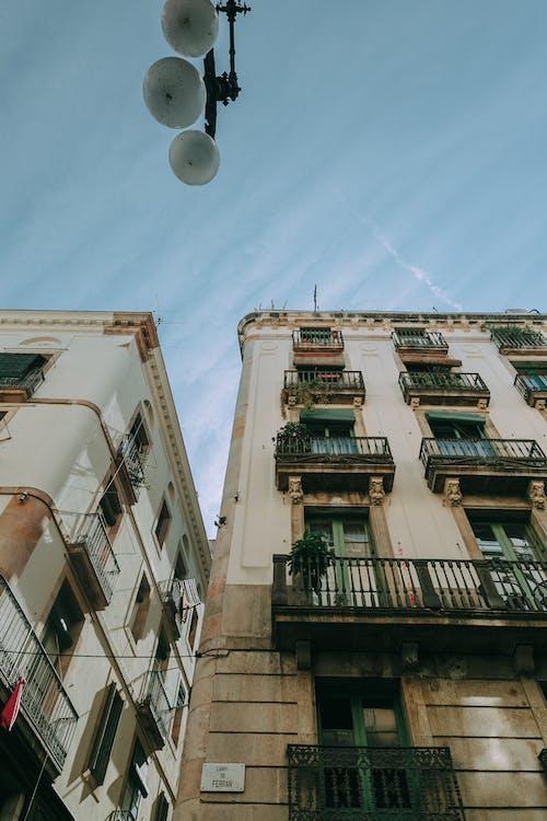 arkitektur, byggnader, dagsljus